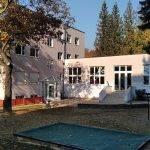 Budova mateřské školy Milíčův dům se zahradou